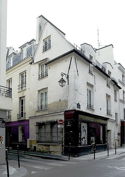 Fichier:P1020672 Paris IV Rues des Ecouffes et du Roi de Sicile rwk.JPG