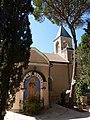 P1190718 - הכנסיה הפרובוסלבית - בתוך חורשה קטנה.JPG