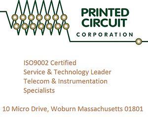 Printed Circuit Corporation - Image: PCC logo 2