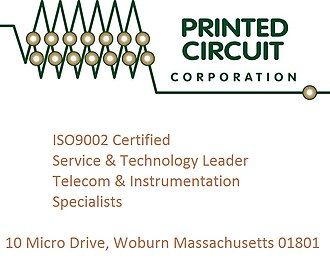 Printed Circuit Corporation - Image: PCC logo 2