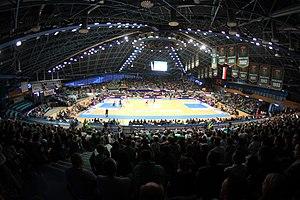 Śląsk Wrocław (basketball) - Hala Orbita