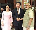 PM and Chinese President Xi Jinping in Ahmedabad - 15275647382.jpg