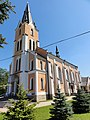 POL Wilkowice Kościół św. Michała Archanioła 3.JPG