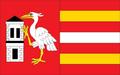 POL gmina Borki flag.png