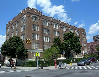 East Tremont, Bronx - PS 57
