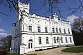 Pałac w Prężycach, front.JPG