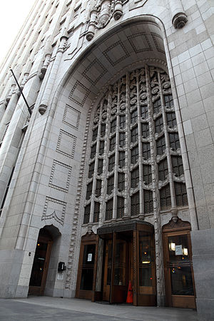 Pacific Bell - PacBell Building, San Francisco