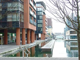 Paddington Arm - Paddington Basin