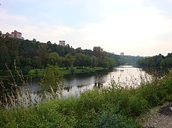 Pakhra River in Podolsk.jpg