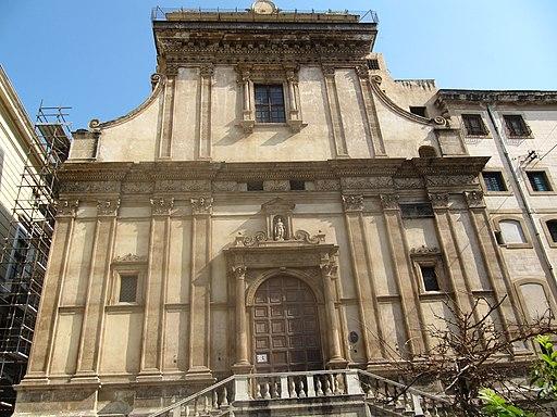 Palermo, chiesa di San Giuseppe Cafasso