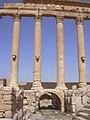 Palmyra (Tadmor), Baal Tempel (37989286964).jpg