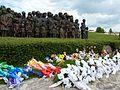 Památník Lidice , památník věnovaný obětovným dětem 02.jpg