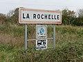 Panneau EB10 (France) à l'abandon à La Rochelle.JPG