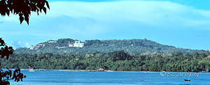 Dauis, Bohol - Image: Panoramic View of Dauis