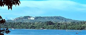 Dauis, Bohol - Image: Panoramic View of Dauis