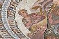 Paphos Haus des Theseus - Mosaik Theseus 5 Ariadne.jpg