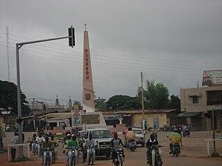 Parakou Commune and city in Borgou Department, Benin