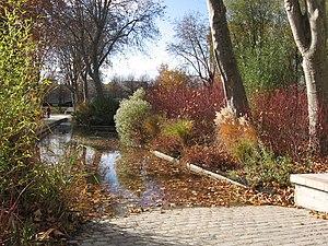 Parc de Bercy - Parc de Bercy - Autumn 2007