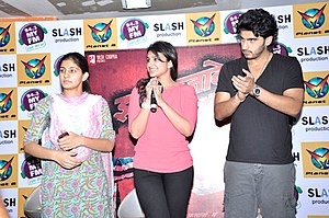 Arjun Kapoor - Parineeti Chopra,Arjun Kapoor From The Cast of 'Ishaqzaade' visit Planet M, Jaipur.