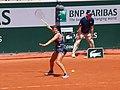 Paris-FR-75-open de tennis-2019-Roland Garros-court Mathieu-6 juin-double dames-14.jpg