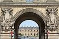 Paris - Palais du Louvre, Guichets Lesdiguières - 31 August 2016.jpg