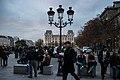 Paris 75004 Parvis Notre-Dame Préfecture de Police 20161028.jpg