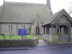 English: Parish Church of St John Acklington
