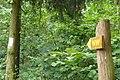 Park Krajobrazowy Promno, trails, Brzostek lake (2).JPG