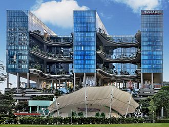 Parkroyal on Pickering - External view of Parkroyal on Pickering