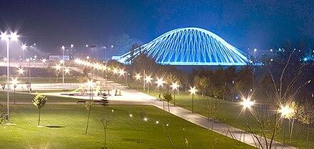 Conjunto de parques del Ebro (Logroño) - Wikipedia, la ...