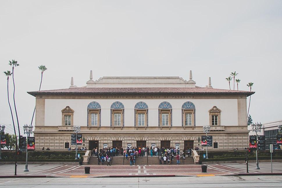 Pasadena Civic Auditorium Oct 2016