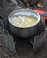 Pasta Cooking on a Camping Stove - Algonquin Provincial Park 2019-09-21 (02).jpg