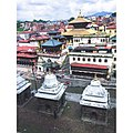 Pasupatinath Wide view near the river.jpg