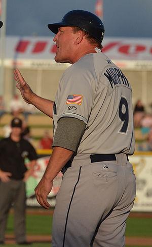 Pat Murphy (baseball coach) - Image: Pat Murphy on May 20, 2013