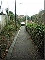 Pathway to Devonport Station (471729434).jpg