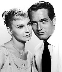 Paul Newman and Joanne Woodward 1958 - 2.jpg