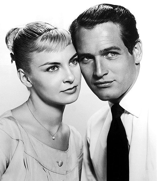 signos de Paul Newman and Joanne Woodward
