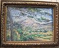 Paul cézanne, la montagna a saint-victoire, 1887 ca..JPG