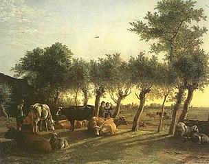 Farm near The Hague