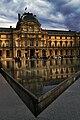 Pavillon Sully, Louvre, Paris 10 April 2009.jpg