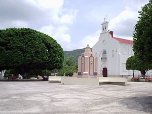 Peñuelas, Puerto Rico - Peñuelas Roman Catholic Church
