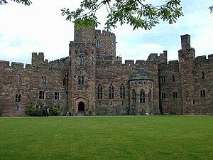 Treasure Trap - Peckforton Castle, the home of the original Treasure Trap