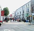 Pedestrianised George Street, Pontypool - geograph.org.uk - 2393344.jpg