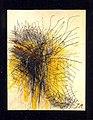 Pedro Meier chinesische Tuschemalerei, Mischtechnik und Federkiel, mehrfarbig. Nr. 37, 40×30 cm, 2015. Foto © Pedro Meier Multimedia Artist.jpg