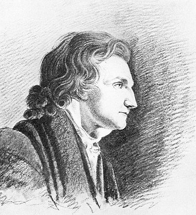 Pencil stetch of Audubon by himself.jpg