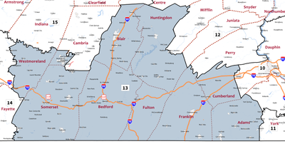 Pennsylvania s 13th congressional district