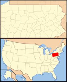 Insurance Company of North America Building (Pennsylvania)