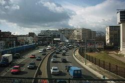 Boulevard p riph rique parijs wikipedia - Boulevard peripherique de paris ...