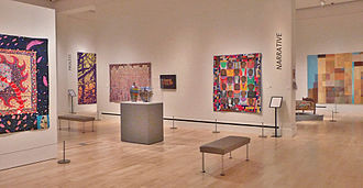 Quilt art - Image: Perspectives Art, Craft, Design and the Studio Quilt