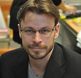 Peter Franzén - Peter Franzén in 2010.